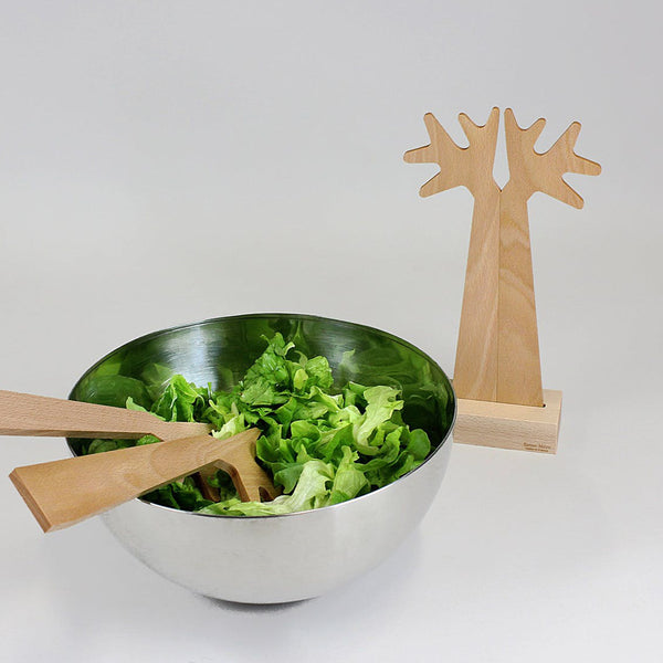 Wooden Salad Servers - Tree by Reine Mere