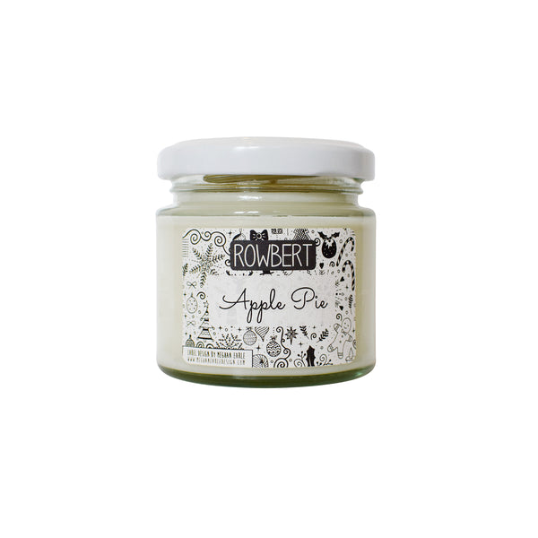 Soy Wax Candle - Apple Pie by Rowbert