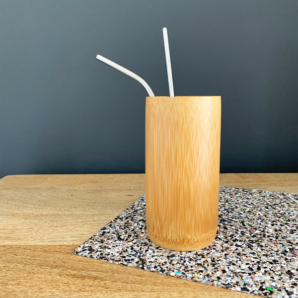 Bamboo Tumbler by The Good Dot