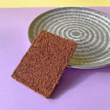 Pack of 5 Plastic Free Coconut Fibre Scouring Pads