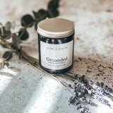 Essential Oil Soy Wax Candle - Lavender & Eucalyptus by Olive & Fig
