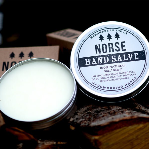 Natural Hand Salve by Norse