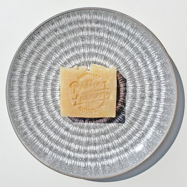 Natural Cold Press Shampoo Bar - Orange & Honey