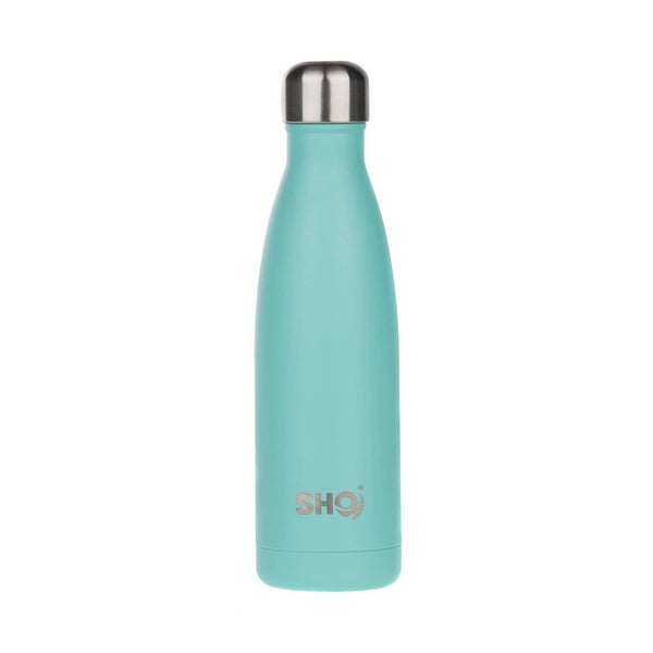 Stainless Steel Reusable Bottle 500ml - Light Blue