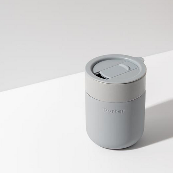 Porter Ceramic Travel Mug in Slate by W&P