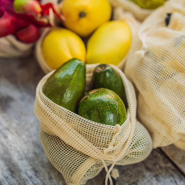 Zero Waste Net Produce Bag - Small