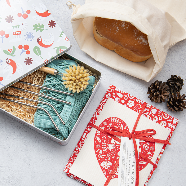 Zero Waste Christmas Gift Set - Deluxe