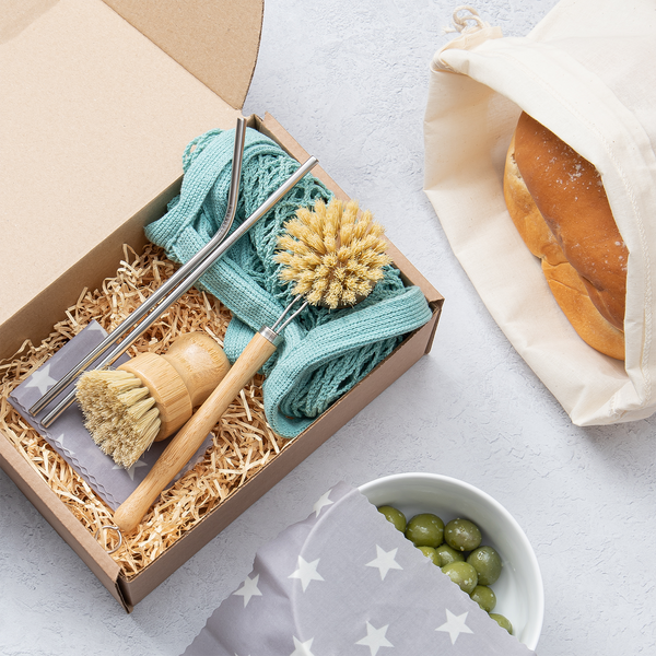 Zero Waste Gift Set - Kitchen Starter