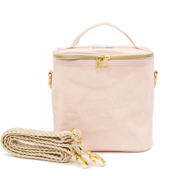 Insulated Lunch Bag - Blush Pink by SoYoung