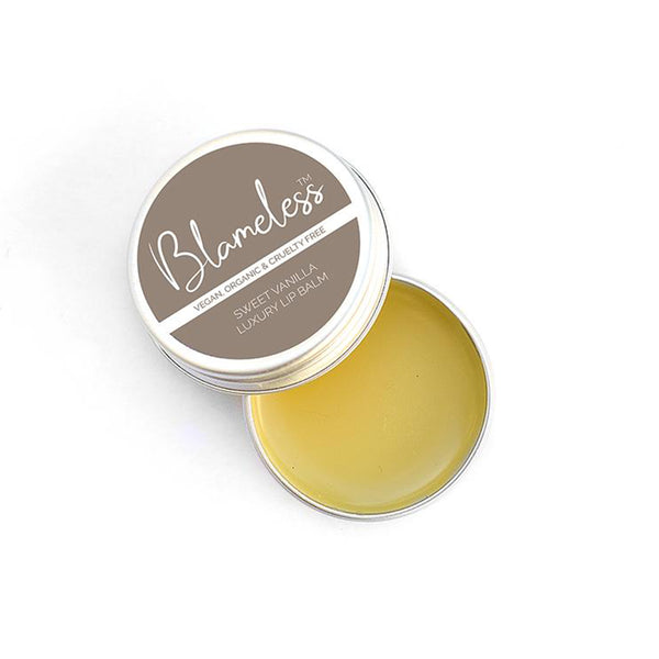 Blameless Vegan Lip Balm - Vanilla by Rowen Stillwater