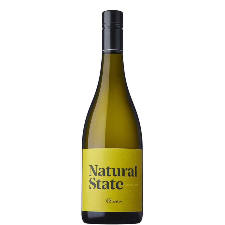 Natural State Pied de Cuve from Churton Wines in Marlborough, New Zealand