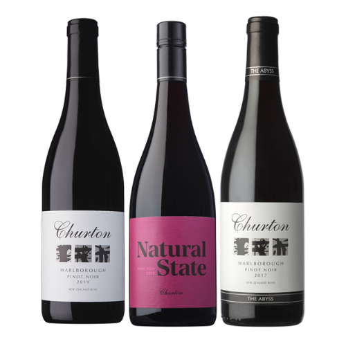 Churton Pinot Noir pack