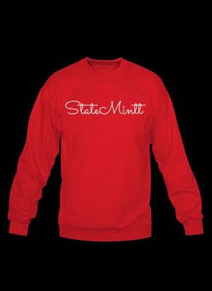 Open image in slideshow, Lava Red Statemintt Crewneck