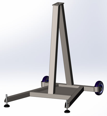 U-Weld hydraulic bender stand kit