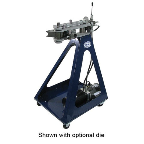 JMR TBH-250 Electric/Hydraulic Tubing Bender
