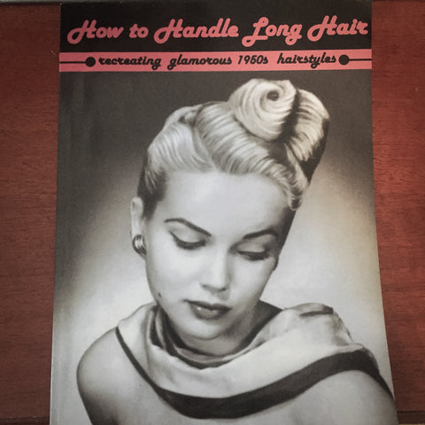 How to Handle Long Hair book