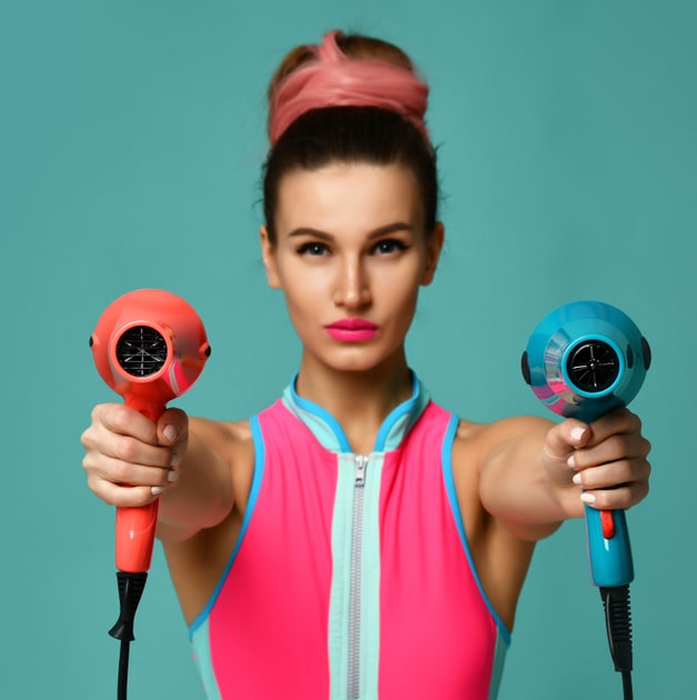 How to Use a Hairdryer Like a Pro | retailbox.co.za