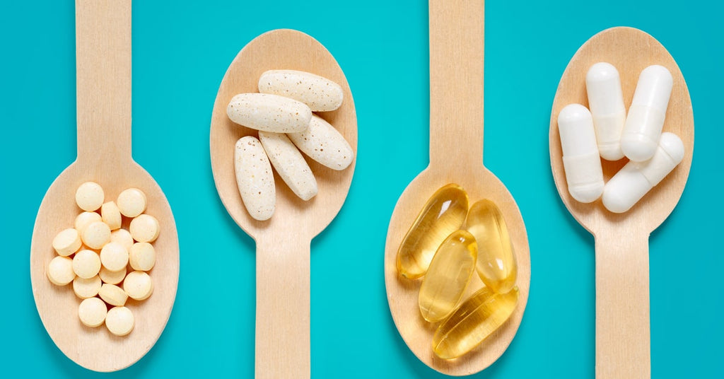 Essential Skin, Hair and Nail Supplements