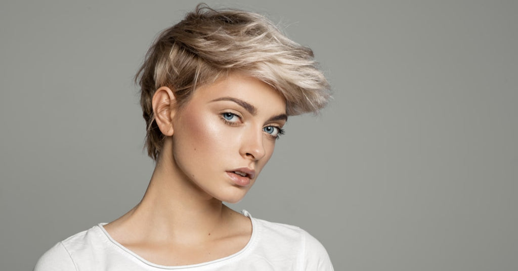 How to Add Volume to Short Hair