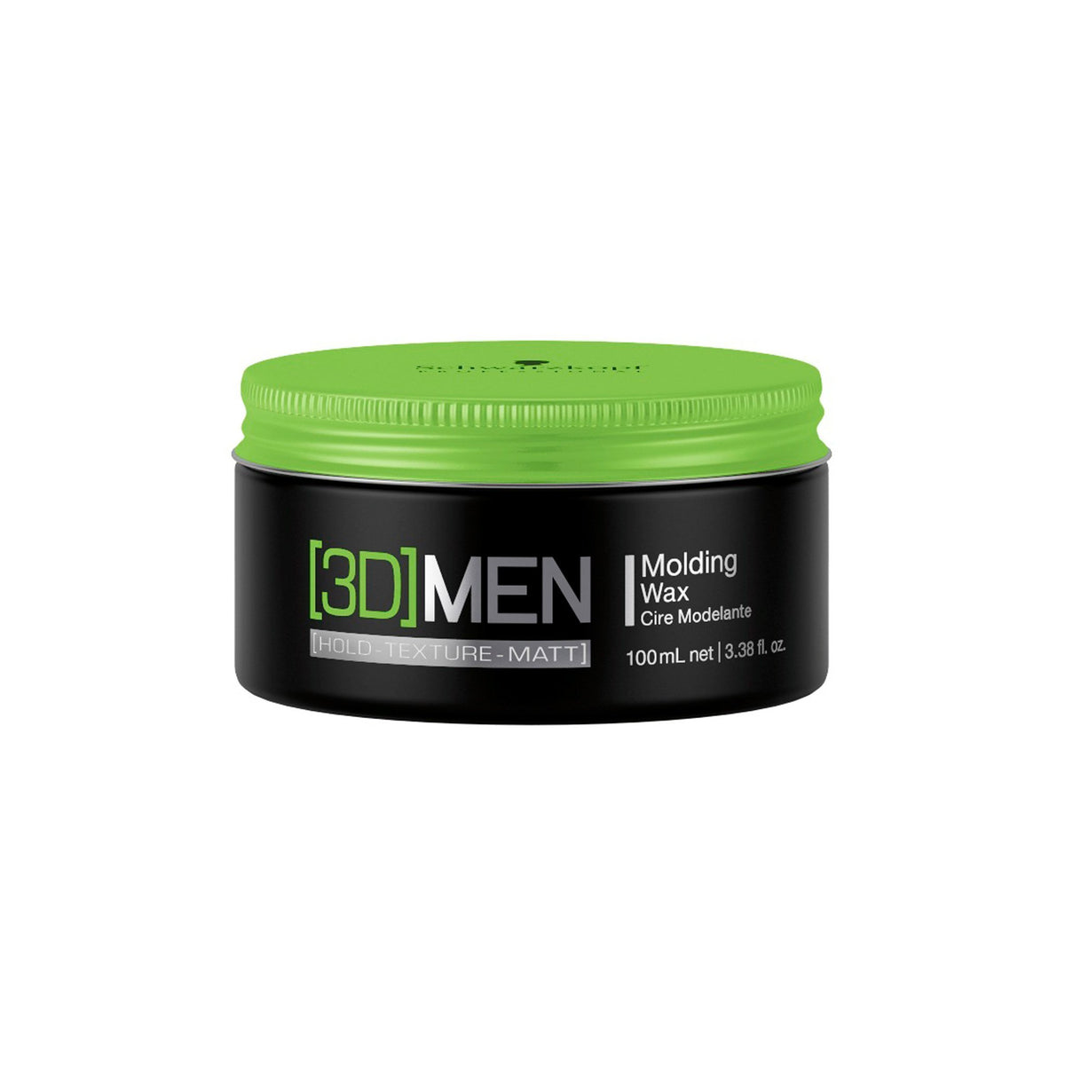 3D Medium Hold Wax 100ml