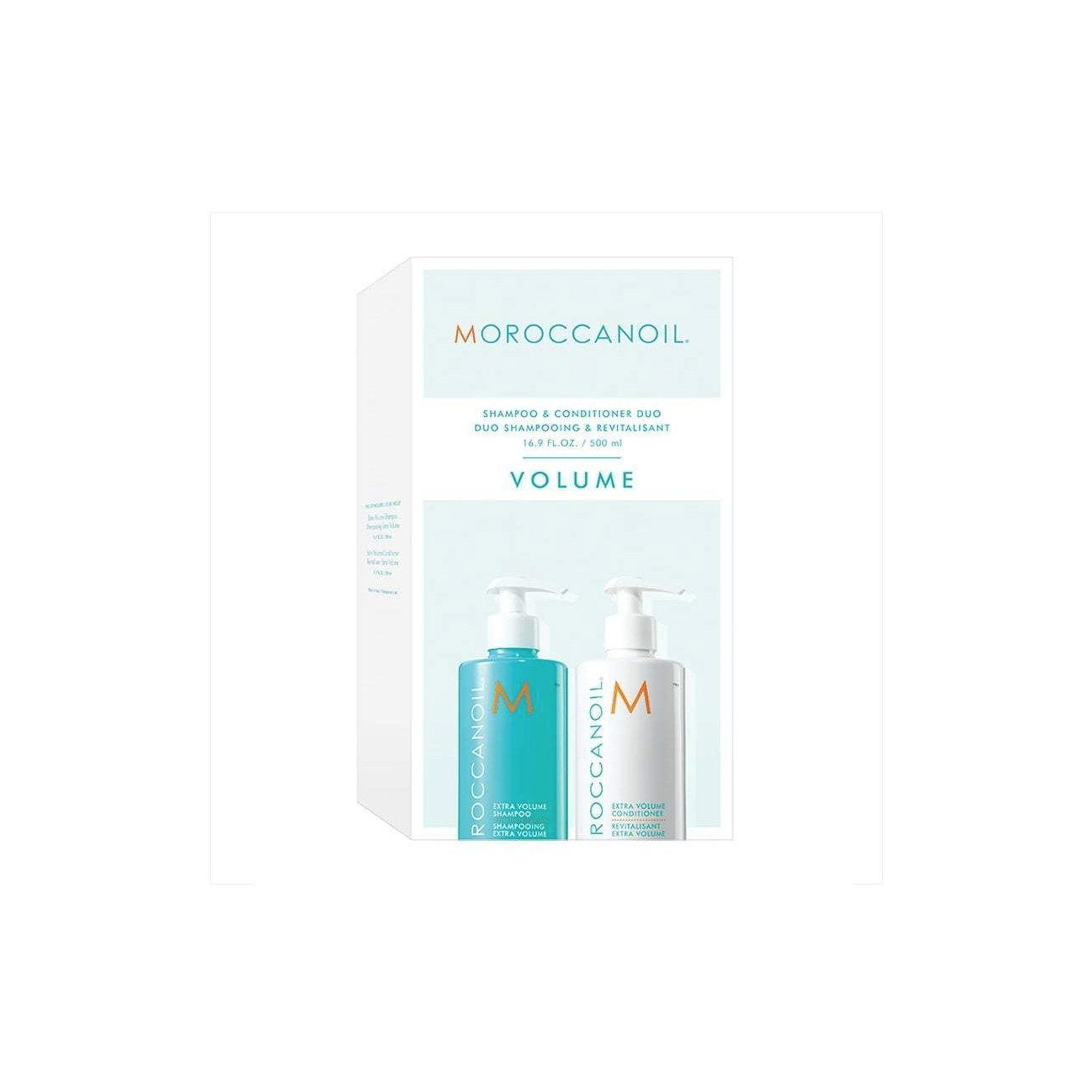 Moroccanoil Extra Volume Bundle 500ml