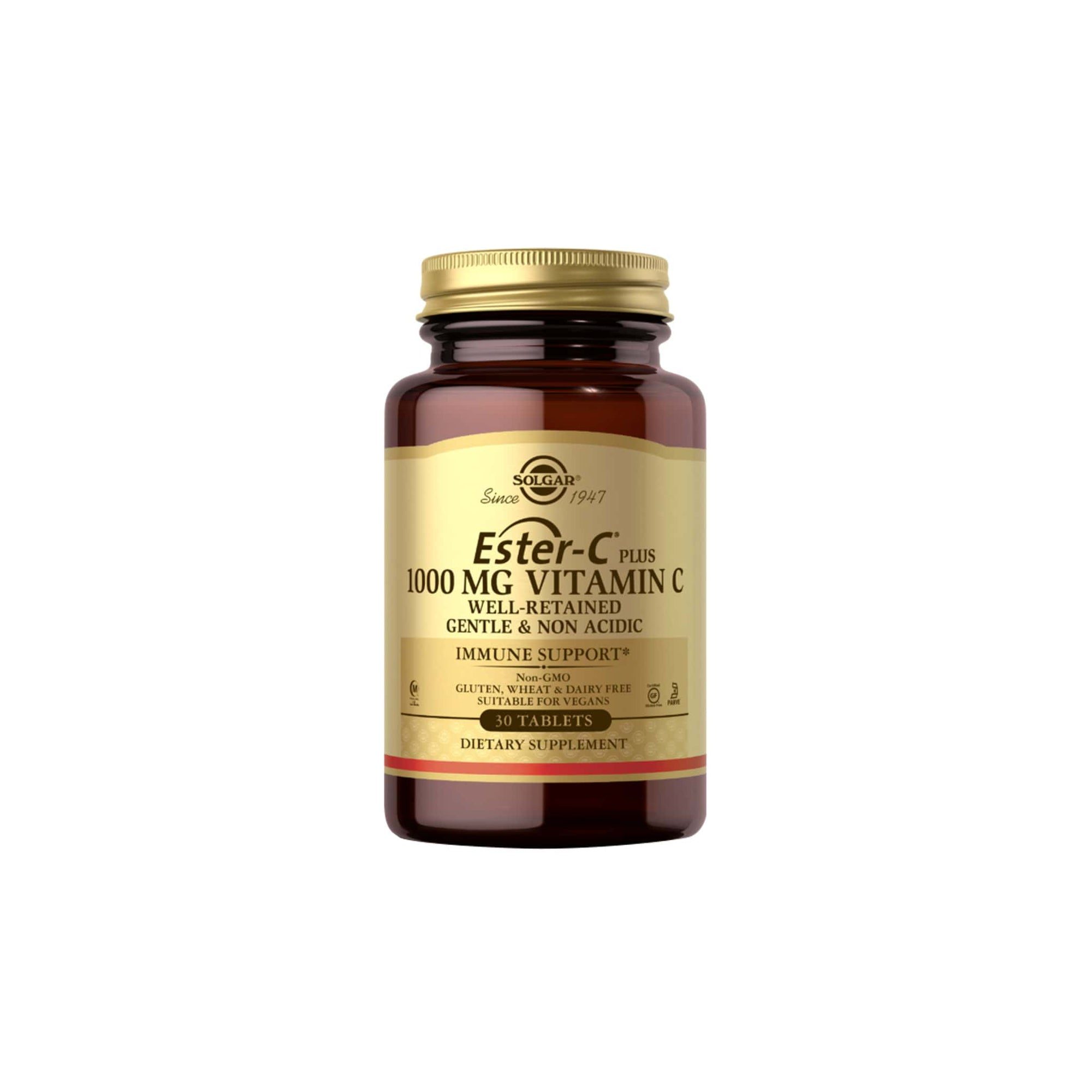 Solgar Ester C Plus 1000MG Vitamin C 90's