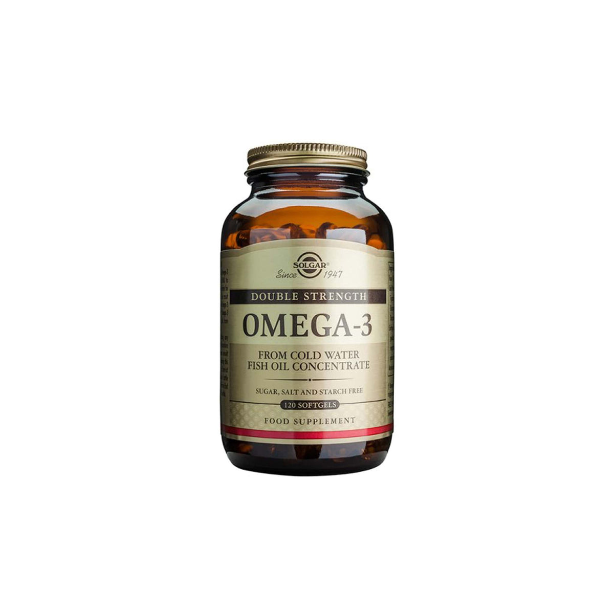 Solgar Double Strength Omega 3 700MG Softgels