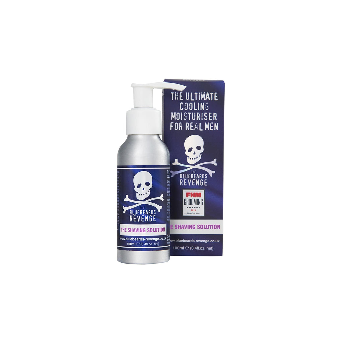 Bluebeards Revenge Shaving Solution 100ml