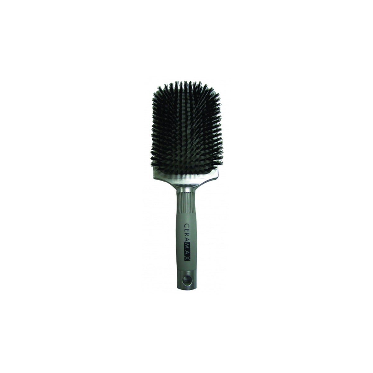 Ceramax 100% Boar Bristle Ionic Antibacterial Paddle Brush