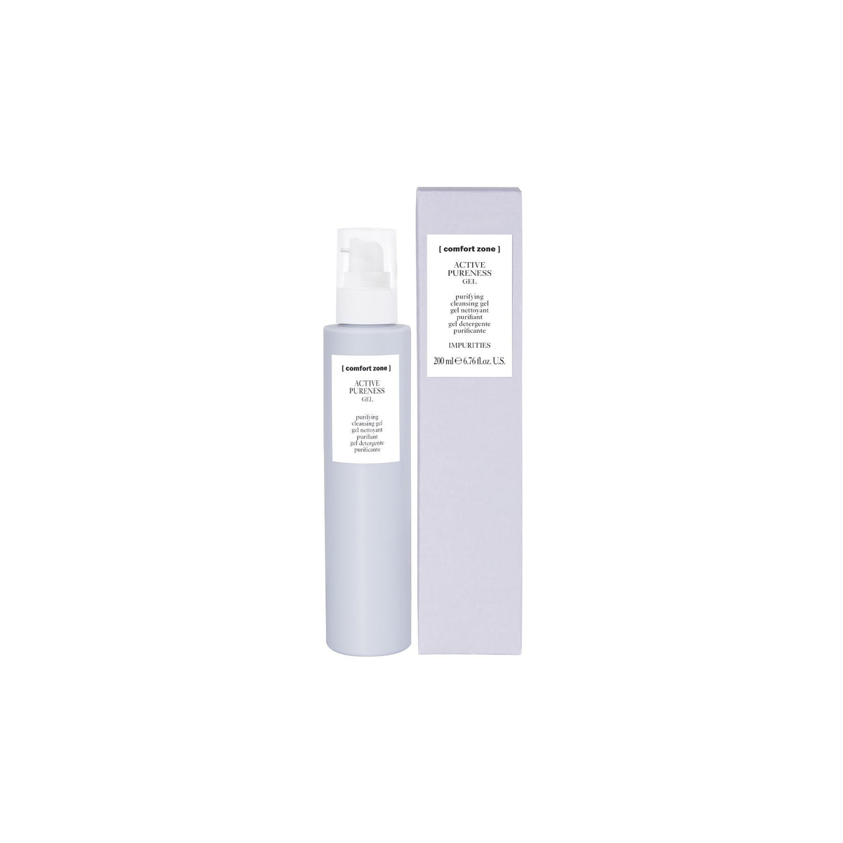 Comfort Zone Active Pureness Gel 200ml