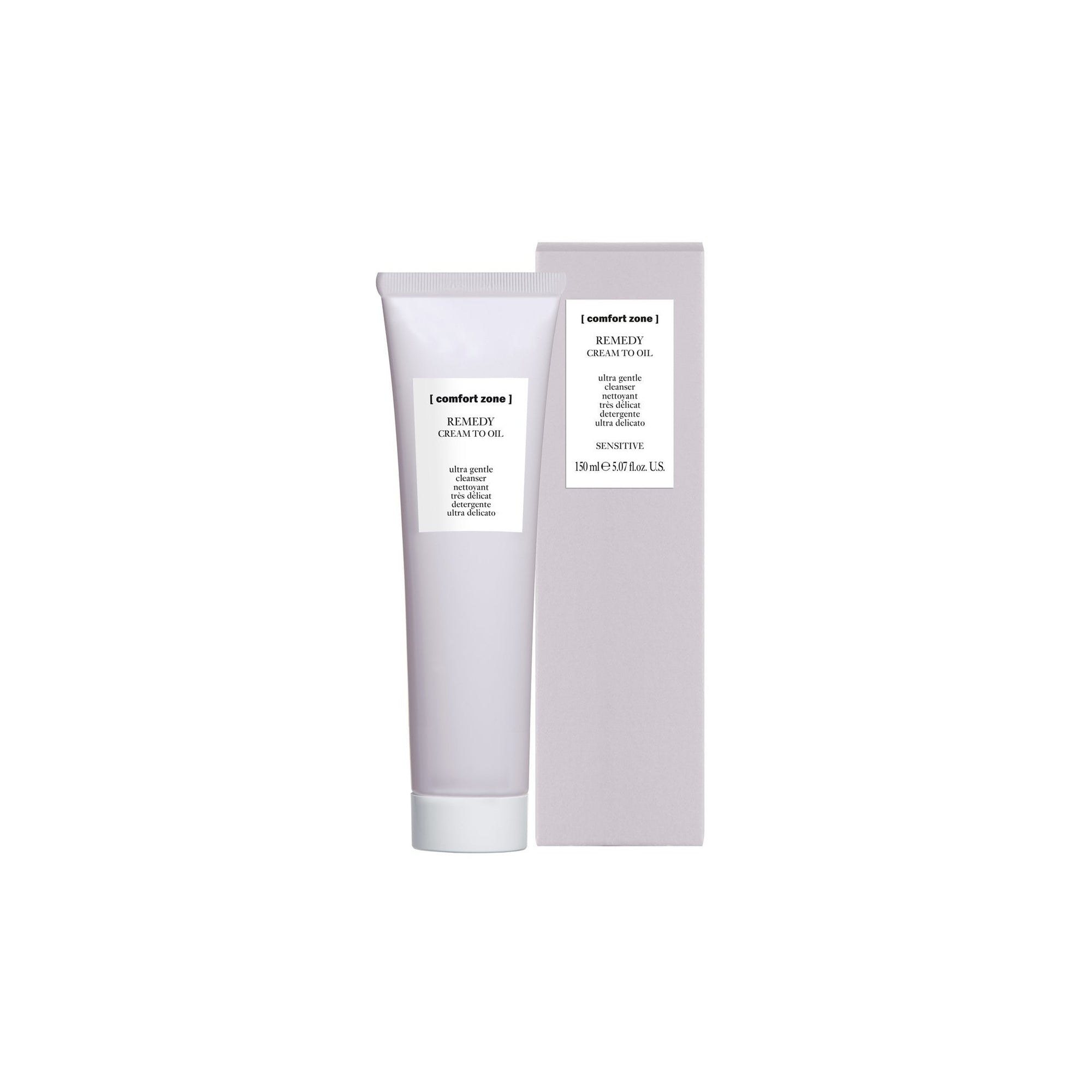Comfort Zone Remedy Cream to Oil 150ml
