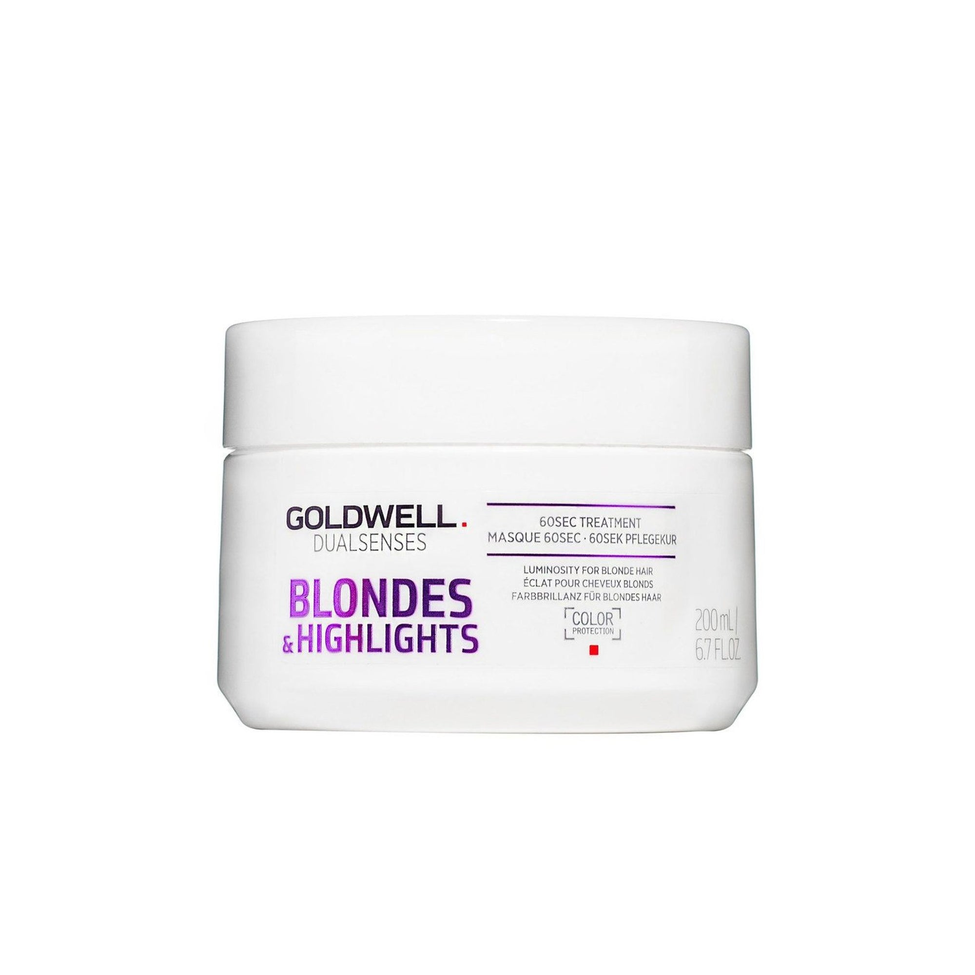 Goldwell Dualsenses Blondes and Highlights 60sec Treatment 200ml