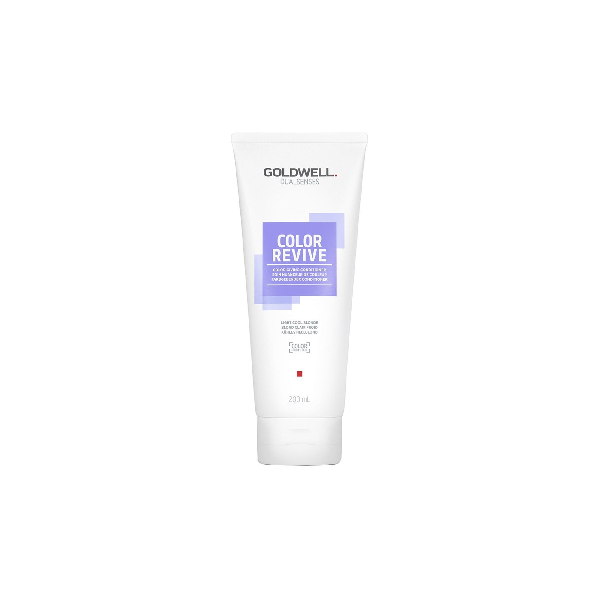 Goldwell Dualsenses Color Revive Color Giving Conditioner 200 ml - Light Cool Blonde