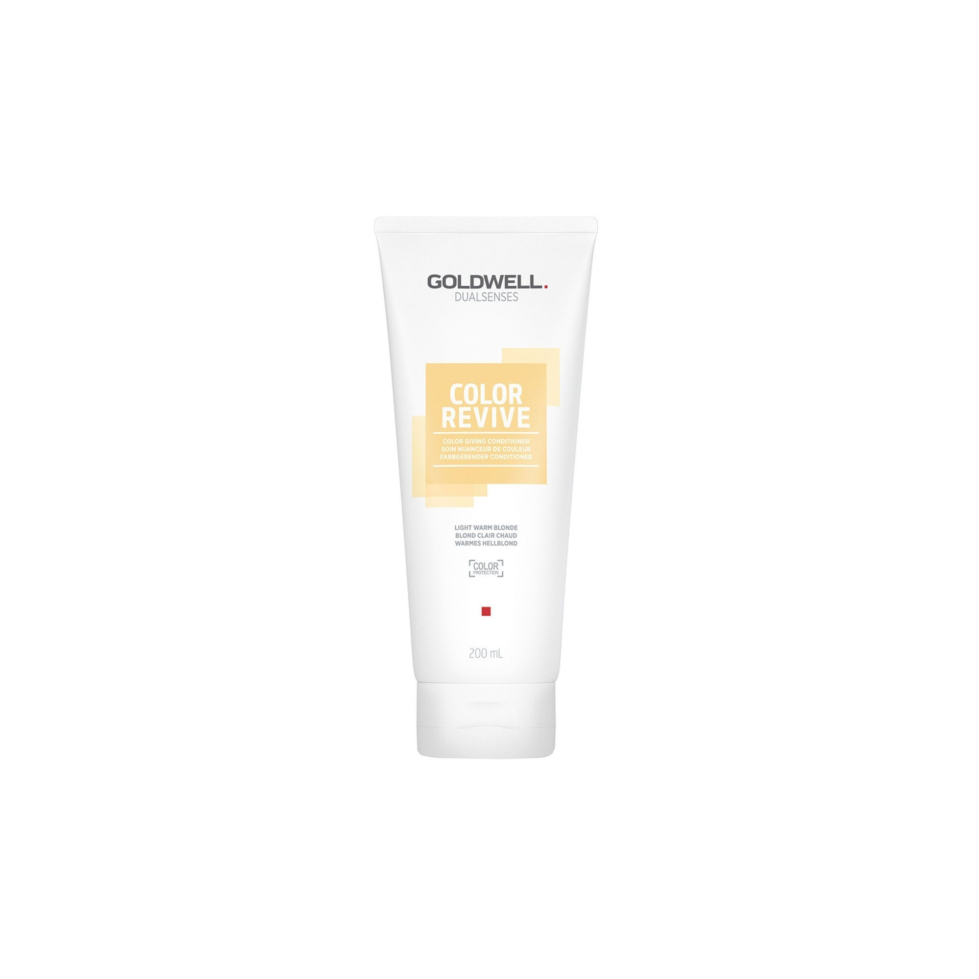 Goldwell Dualsenses Color Revive Color Giving Conditioner 200 ml - Light Warm Blonde
