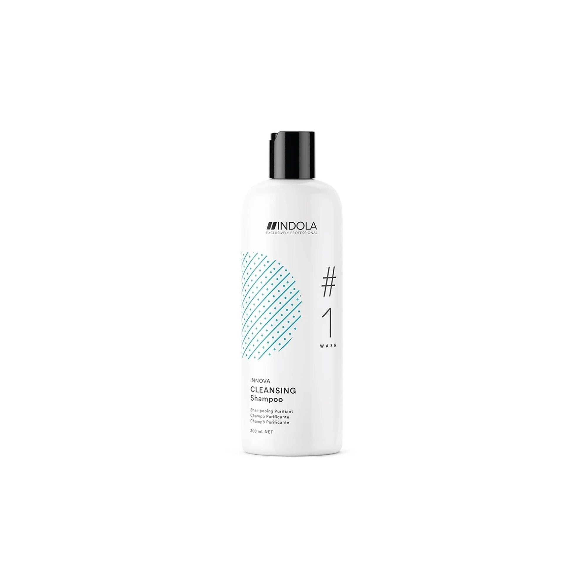 Indola Innova Cleansing Shampoo 300ml