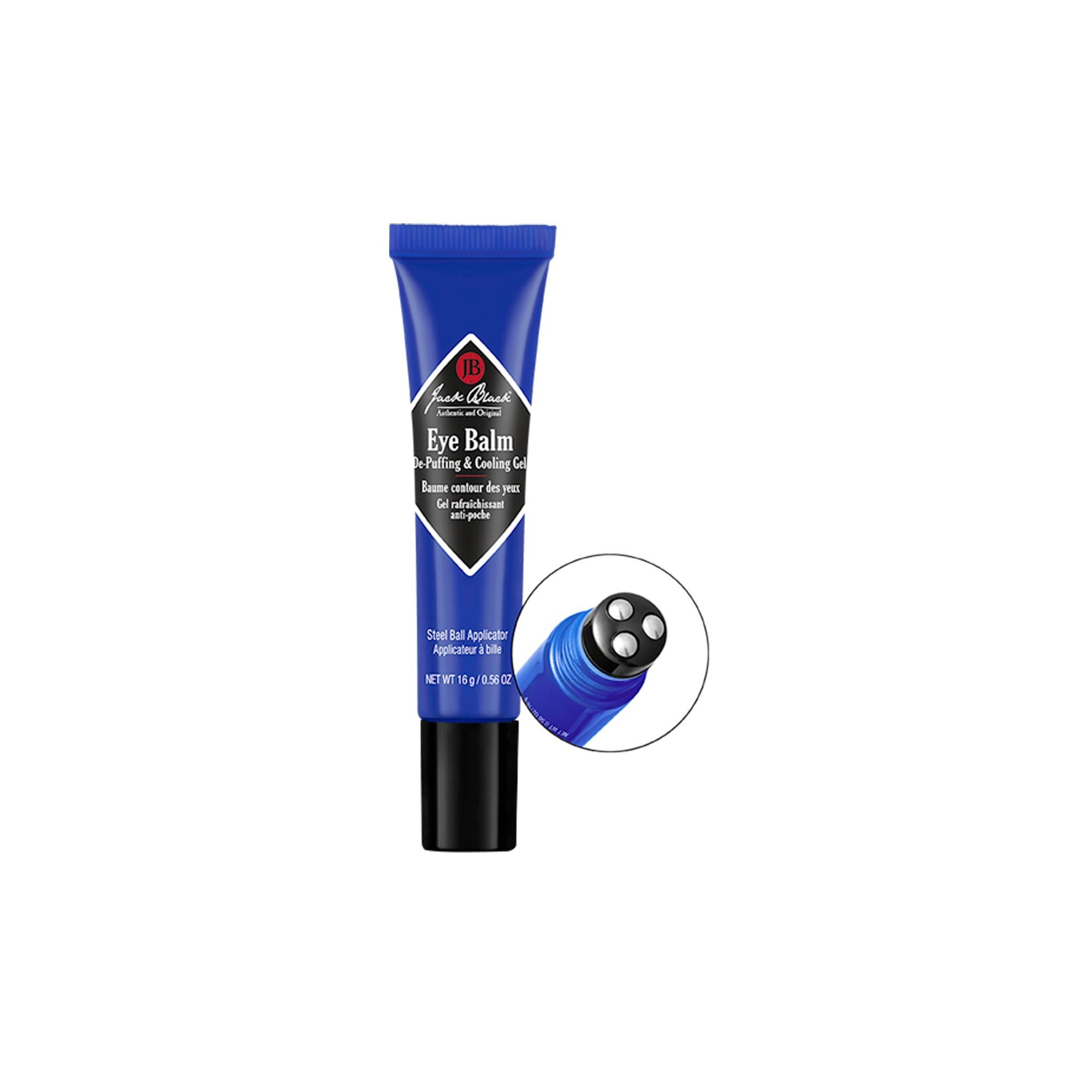 Jack Black Eye Balm De-Puffing & Cooling Gel 15ml