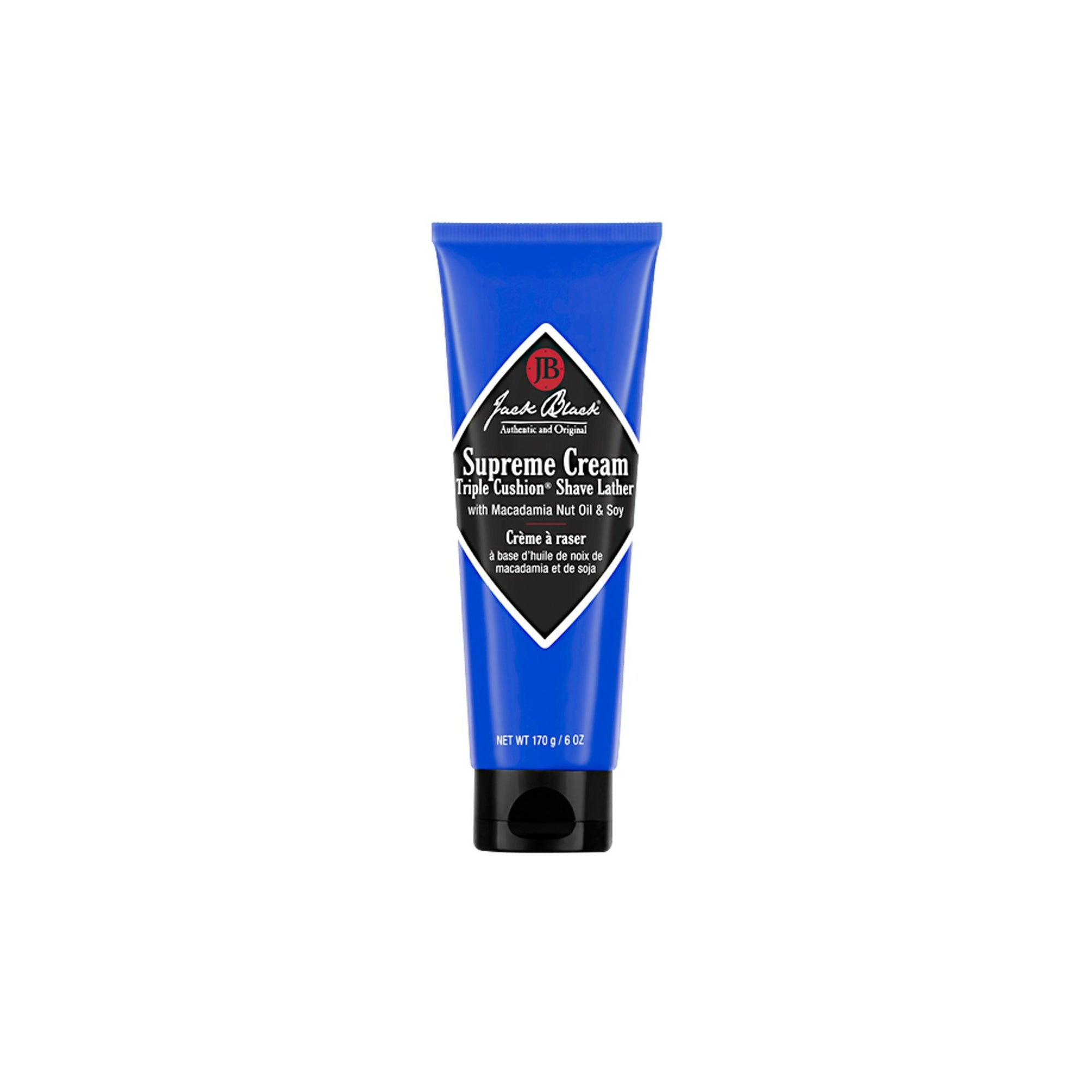 Jack Black Supreme Cream Triple Cushion Shave Lather 177ml