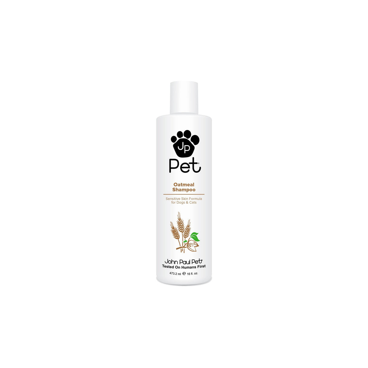 John Paul Pet Oatmeal Shampoo 473ml