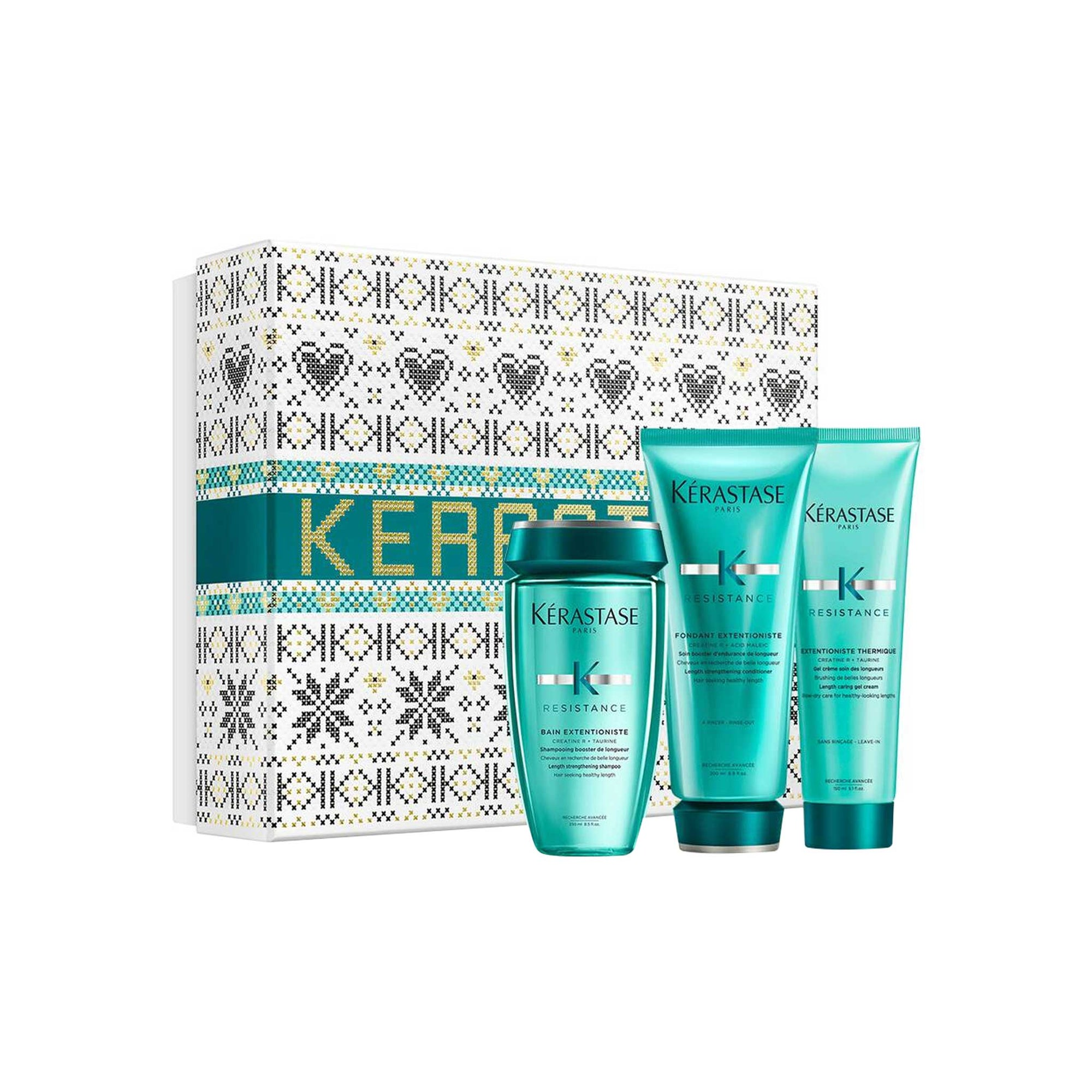 Kérastase Extentioniste Luxury Gift Set For Healthier Looking Lengths