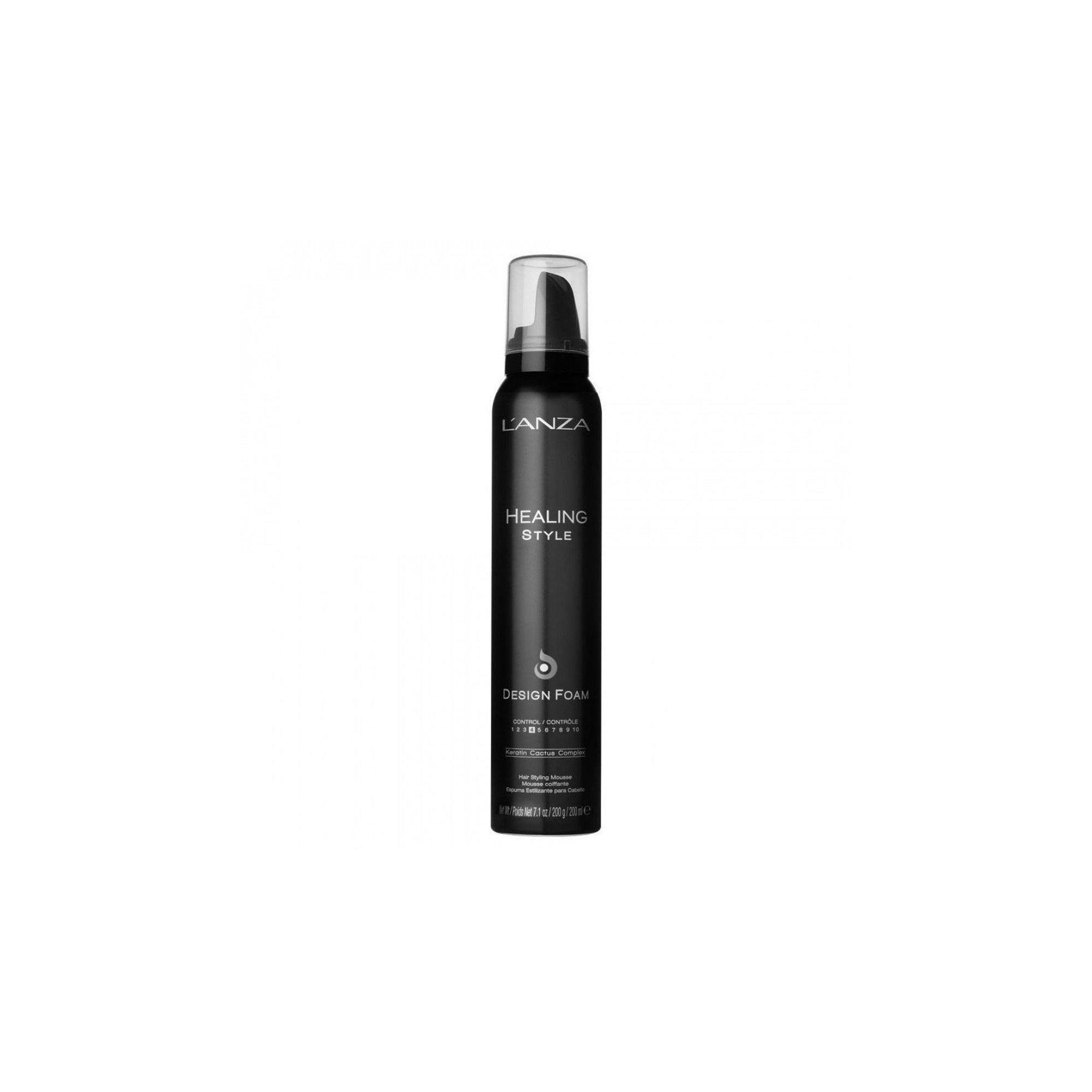 L'Anza Healing Style Design Foam 200ml