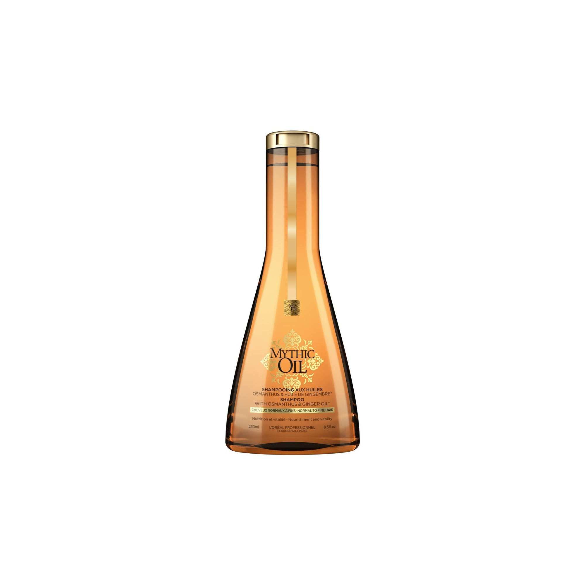 L'Oreal Professional Mythic Oil Shampoo For Normal To Fine Hair 250ml