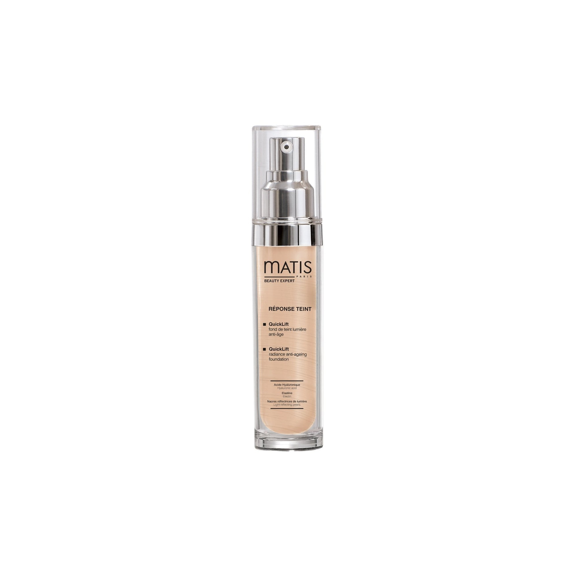 Matis Le Teint Quicklift Anti-Ageing Foundation - Light Beige 30ml