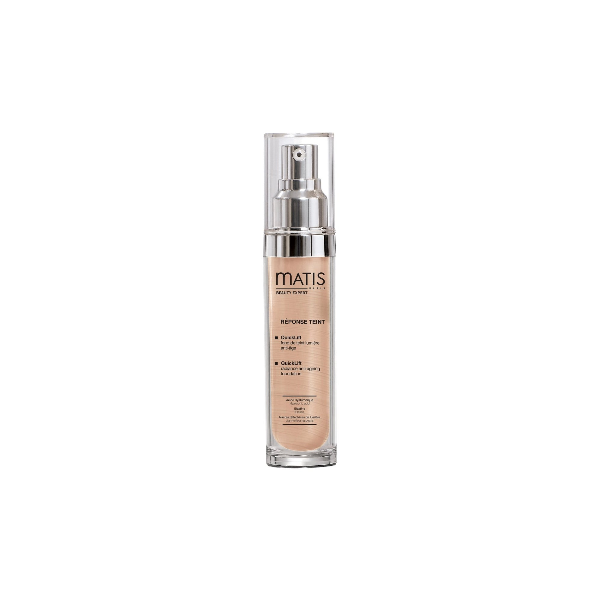 Matis Le Teint Quicklift Anti-Ageing Foundation - Medium Beige 30ml