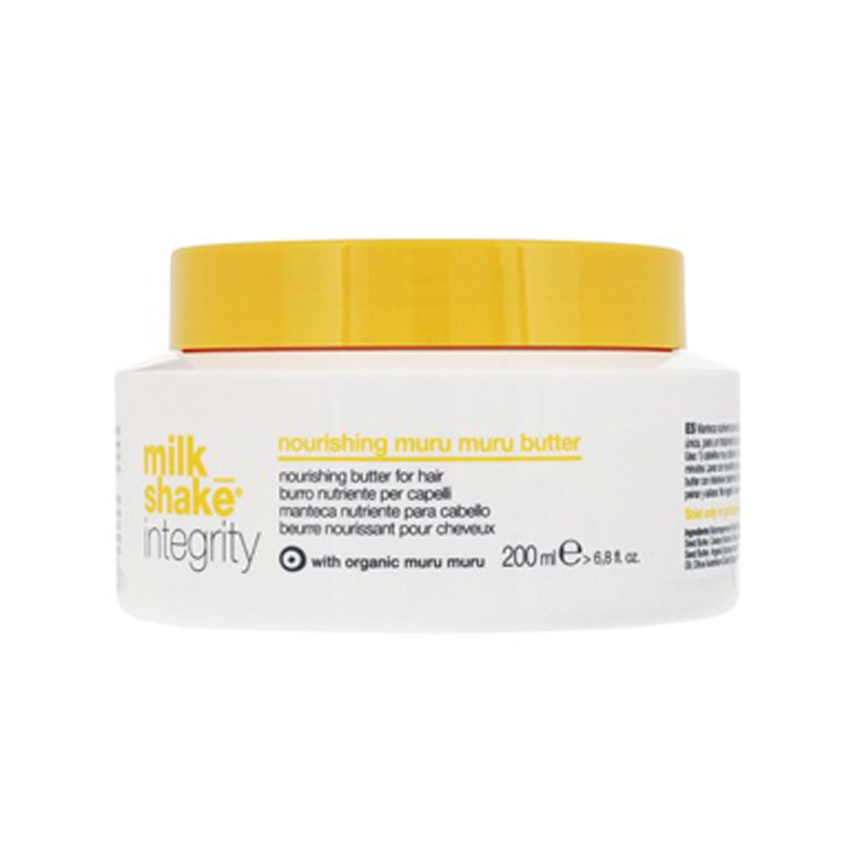 Milkshake Integrity Nourishing Muru Muru Butter 200ml
