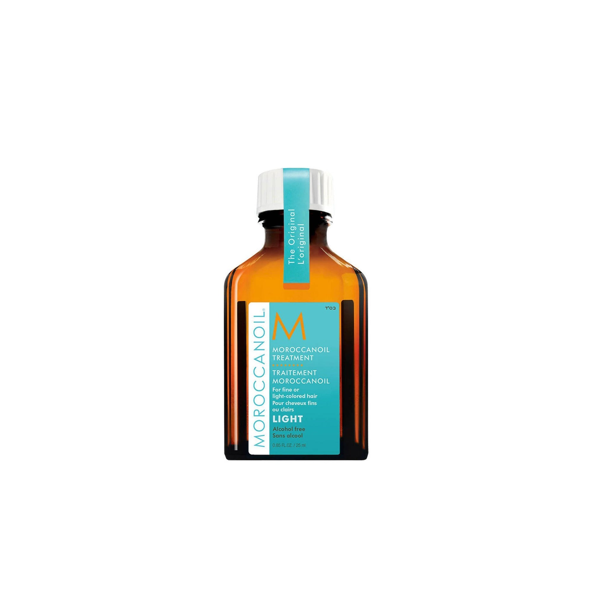 Moroccanoil Light Oil Treatment for Fine and Light-Coloured Hair 25ml