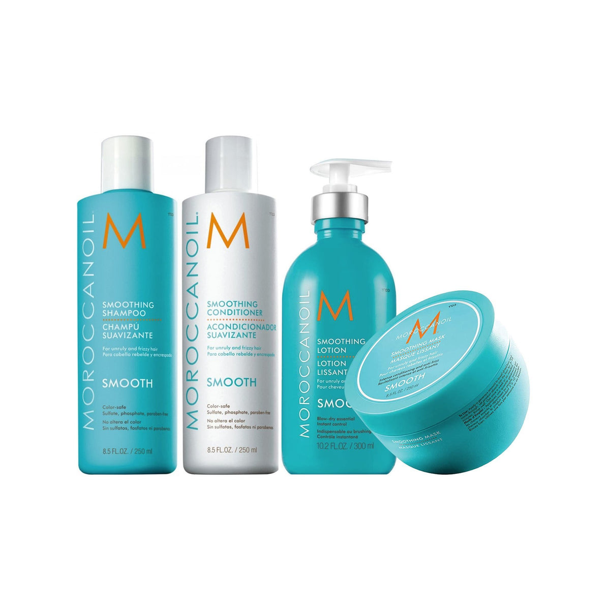 Moroccanoil Smoothing Bundle