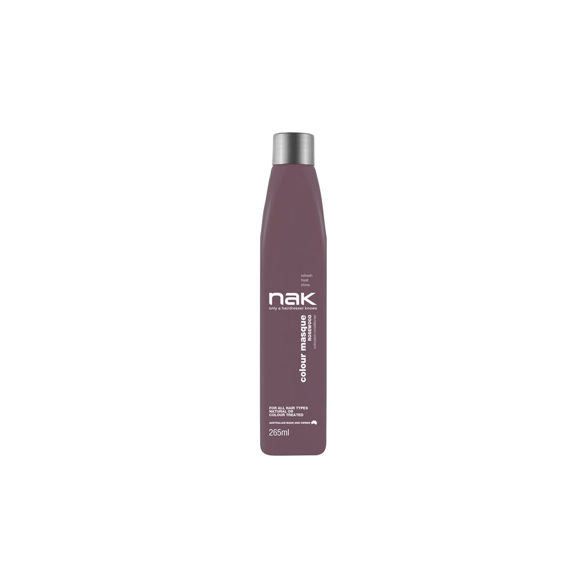 Nak Colour Masque Rosewood Conditioner 265ml
