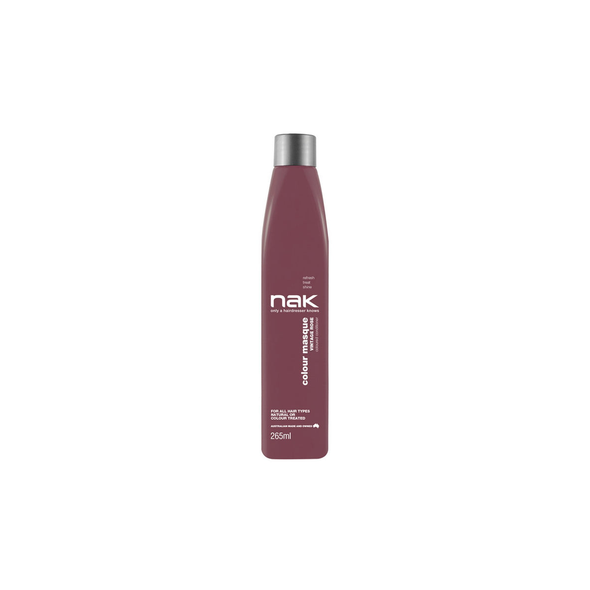 Nak Colour Masque Vintage Rose Conditioner  265ml