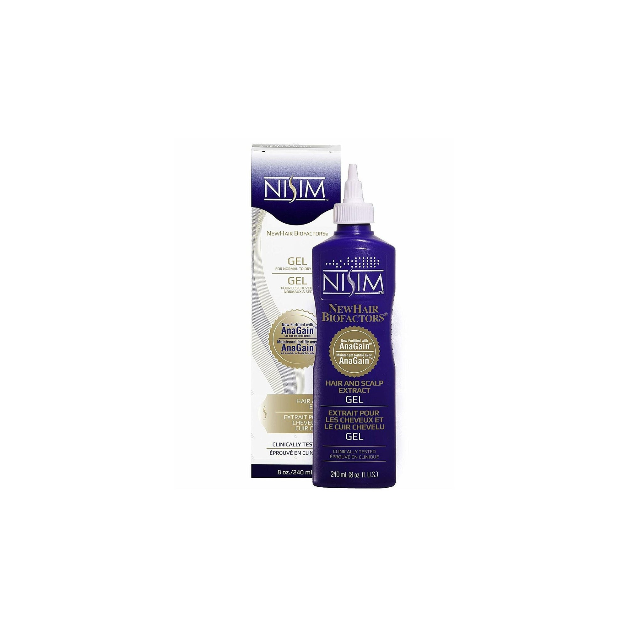 Nisim Hair & Scalp Extract - Normal to Oily Hair