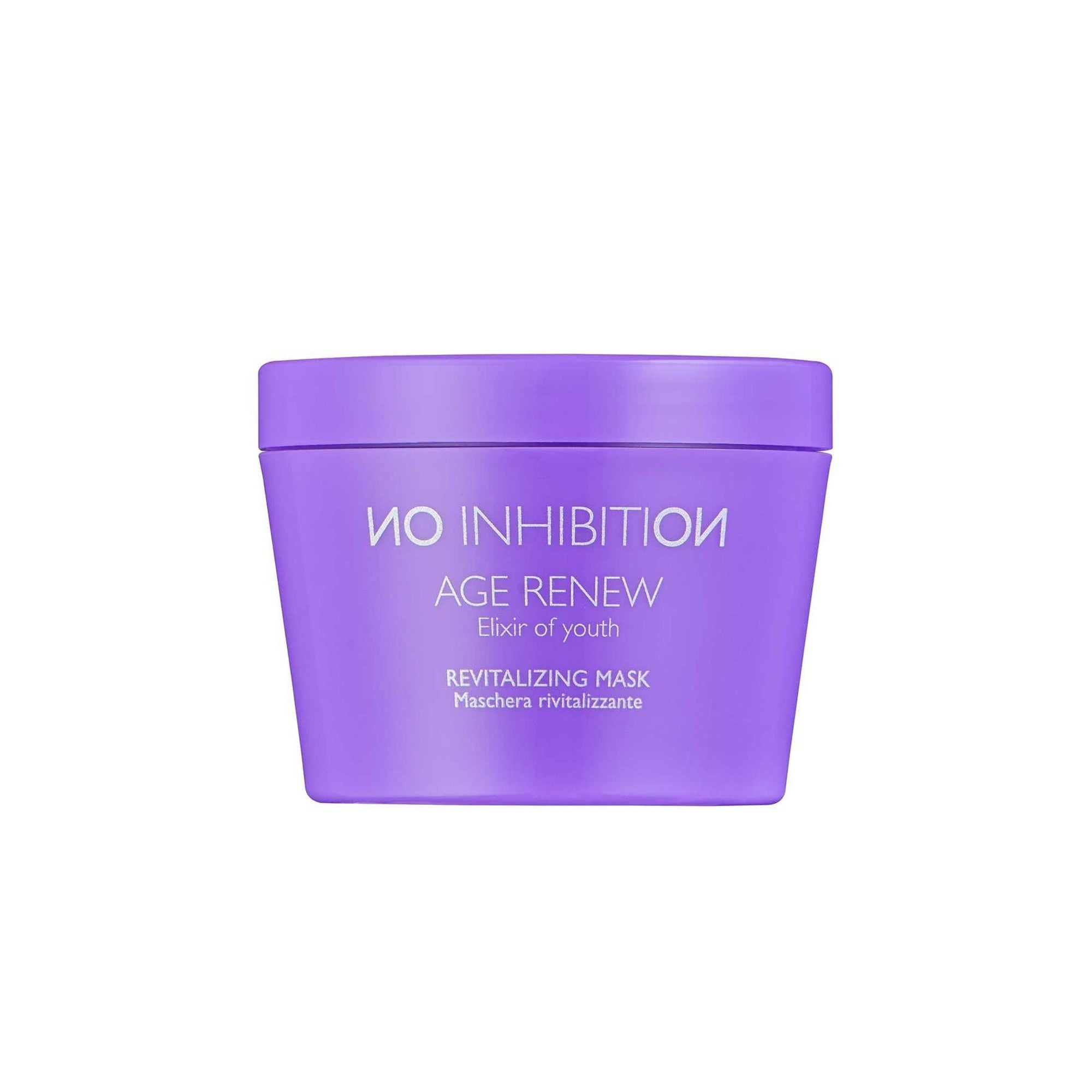 No Inhibition AGE RENEW Revitalising Mask 200ml